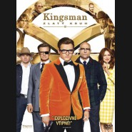 KINGSMAN: ZLATÝ KRUH (Kingsman: The Golden Circle)  DVD