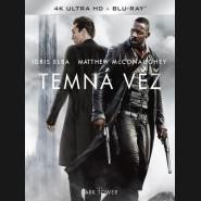 TEMNÁ VĚŽ (The Dark Tower) UHD+BD - 2 x Blu-ray