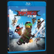 Lego Ninjago film (The LEGO Ninjago® Movie) Blu-ray