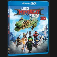 Lego Ninjago film (The LEGO Ninjago® Movie) Blu-ray 3D+2D