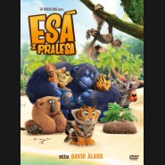 Esa z pralesa (Les As de la jungle) DVD