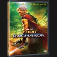 THOR 3: Ragnarok 2017 DVD