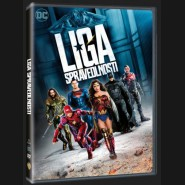 Liga spravedlnosti 2017 (Justice League) DVD