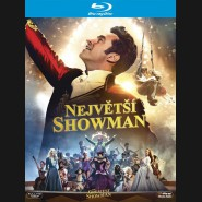 NEJVĚTŠÍ SHOWMAN 2017 (The Greatest Showman) BLU-RAY