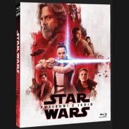 STAR WARS: Epizoda VIII - Poslední z Jediů 2017 (Star Wars: The Last Jedi) BLU-RAY Limitovaná edice v rukávu Odpor
