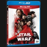 STAR WARS: Epizoda VIII - Poslední z Jediů 2017 (Star Wars: The Last Jedi) Blu-ray 3D + 2D