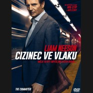 Cizinec ve vlaku 2018 (The Commut) DVD