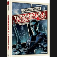Terminátor 2: Den zúčtování  (Terminator 2: Judgment Day) Blu-ray Digibook
