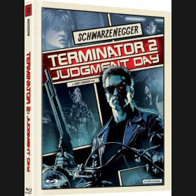 Terminátor 2: Den zúčtování 1991 (Terminator 2: Judgment Day) Blu-ray Digibook
