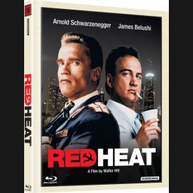 Rudé horko 1988 (Red Heat) Blu-ray Digibook