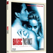 Základní instinkt 1992 (Basic Instinct)  Blu-ray Digibook