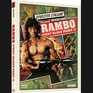 Rambo II. 1985 (Rambo: First Blood Part II) Blu-ray Digibook