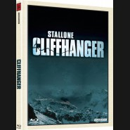 Cliffhanger 1993 Blu-ray Digibook