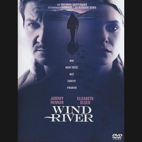 Wind River 2017 DVD