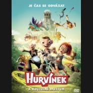 Hurvínek a kouzelné muzeum 2017 DVD
