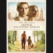 Sbohem Kryštůfku Robine 2017(Goodbye Christopher Robin) DVD