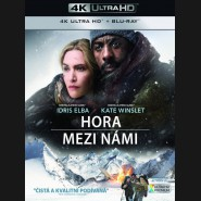 HORA MEZI NÁMI (The mountain between us) UHD+BD - 2 x Blu-ray