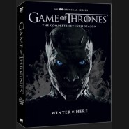 Hra o trůny 7. série 4 X DVD (Game of Thrones Season 7) (Viva balení) DVD
