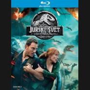 Jurský svět: Zánik říše 2018 (Jurassic World: Fallen Kingdom) BLU-RAY