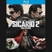 SICARIO 2: SOLDADO 2018 BLU-RAY