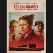 Tři billboardy kousek za Ebbingem 2017 (Three Billboards Outside Ebbing, Missouri) DVD