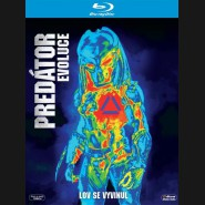 Predátor: Evoluce (The Predator) 2018 Blu-ray