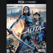 Alita: Bojový Anděl 2018 (Alita: Battle Angel) (4K Ultra HD) - UHD+BD - 2 x Blu-ray
