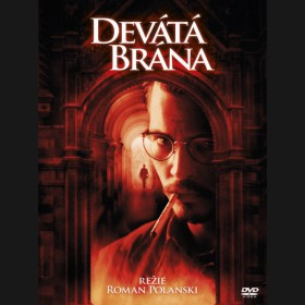 Devátá brána (The Ninth Gate) DVD
