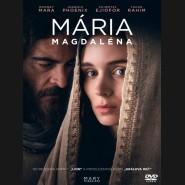 Mária Magdaléna 2018 (Mary Magdalene) DVD