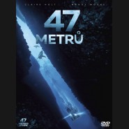 47 metrů 2016 (47 Meters Down) DVD