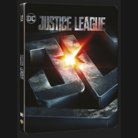 Liga spravedlnosti 2017 (Justice League)  Blu-ray Steelbook 3D + 2D
