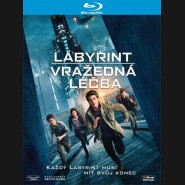 Labyrint: Vražedná léčba 2018 (Maze Runner: The Death Cure) Blu-ray