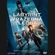 Labyrint: Vražedná léčba 2018 (Maze Runner: The Death Cure) DVD