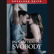 Padesát odstínů svobody 2018 (Fifty Shades Freed) DVD
