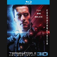 Terminátor 2: Den zúčtování 1991 (Terminator 2: Judgment Day) Blu-ray 3D + 2D