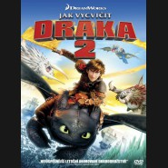 Ako vycvičiť draka 2 - 2014 (How to Train Your Dragon 2) Big Face DVD