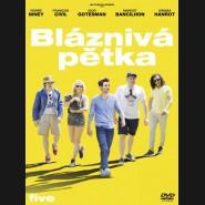 Bláznivá pětka 2016 (Five) DVD