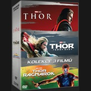 Thor kolekce 1-3 (3DVD)