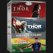 Thor kolekce 1-3 (6Blu-ray 2D+3D)