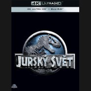 Jurský svět 2015 (Jurassic World) (4K Ultra HD) - UHD+BD - 2 x Blu-ray