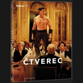 Čtverec 2017 (The Square) DVD