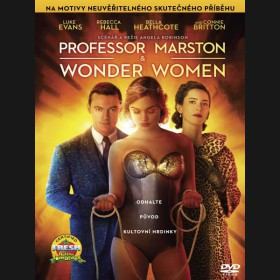 Professor Marston & the Wonder Women 2017 DVD
