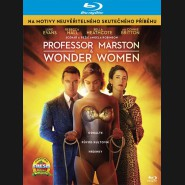 Professor Marston & the Wonder Women 2017 Blu-ray