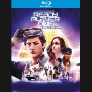 Ready Player One: Hra začíná 2018 (Ready Player One) Blu-ray