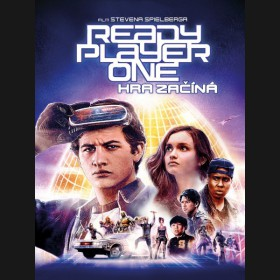 Ready Player One: Hra začíná 2018 (Ready Player One) DVD