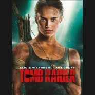 Tomb Raider 2018 DVD