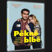 Pěkně blbě 2017 (The Big Sick) DVD