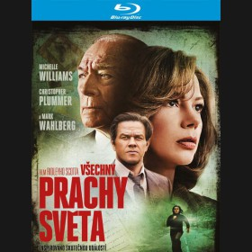 VŠECHNY PRACHY SVĚTA 2017 (All the Money in the World) Blu-ray