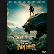 Čierny panter 2018 (Black Panther) DVD