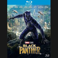 Čierny panter 2018 (Black Panther) Blu-ray